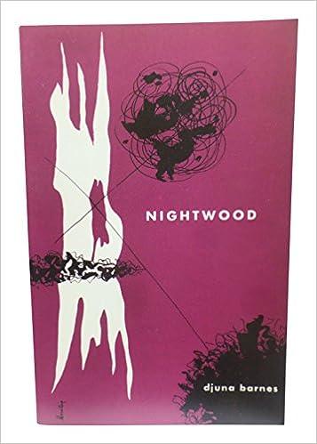 Nightwood Djuna Barnes Ebook
