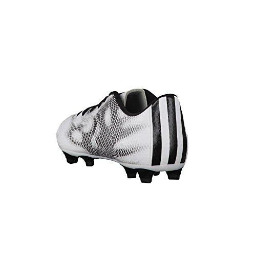 Chaussures de football adidas Adizero F5 FG pour homme en blanc