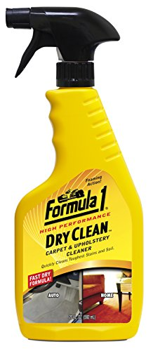 Formula 1 Dry Clean Carpet and Upholstery Cleaner (592 ml)