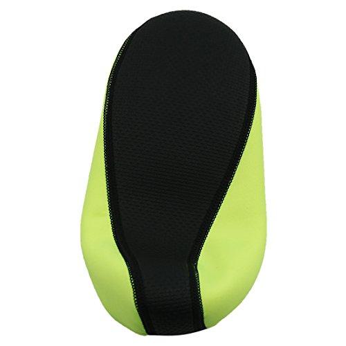 Calze Da Acqua Forate, Scarpe Pelle Dacqua Unisex Low Top Immersioni Snorkeling Calze Da Spiaggia In Neoprene Scuba Dive Snorkel Calze Pallavolo Scarpe Da Calcio Per Sport Acquatici Yoga Giallo Solido