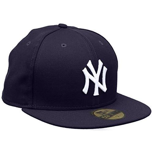 A NEW ERA MLB Basic NY Yankees 59 Fifty Fitted - Gorra para hombres Lovely 89420474559