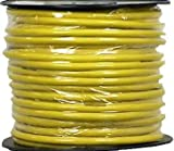 Woods 2807 SJTW Yellow Jacket Service Cord, 12/3, 250-Foot