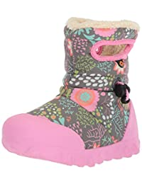 Bogs Baby B-MOC Puff Owl Winter Snow Boot (Toddler)
