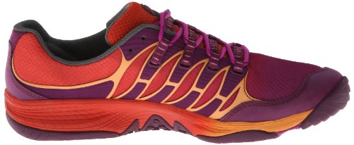 Merrell Allout Fuse Women's Trail Running Shoes Purple LeQk5h