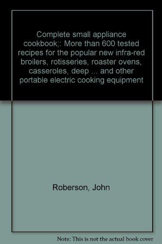 infrared oven cookbook - 8