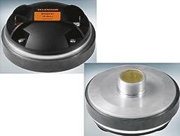 Selenium D220Ti 1-Inch 8-Ohm Titanium Horn Driver