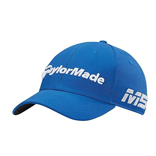 TaylorMade Golf 2018 Men's Tour Radar Hat, Royal, One Size