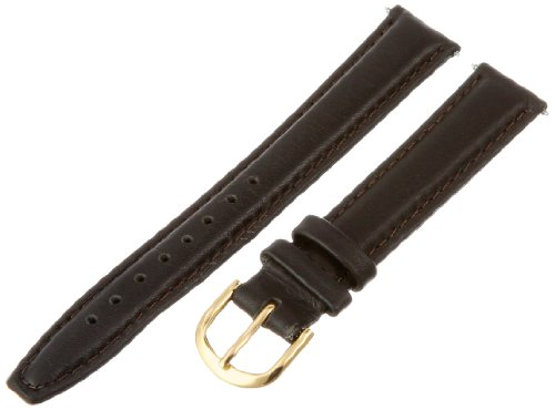 Voguestrap TX39316BN Allstrap 16mm Brown Regular-Length Genuine Calf Watchband