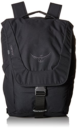 Osprey Men's FlapJack Backpack, Black, One Size by Osprey