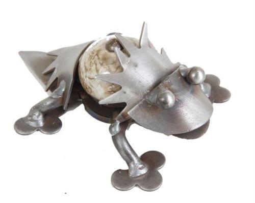 Yardbirds Junkyard Metal Animal - CK Horney Toad C447