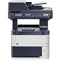 Kyocera 1102PB2US0 Model ECOSYS M6035cidn Color Multifunctional Network Printer, Standard 7 Color Touch Screen with Tablet-Like Home Screen, Standard 75 Sheet Document Processor, Wireless Printing