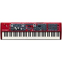 Nord Stage 3 Compact 73-Key Digital Stage Piano with Semi-Weighted Keybed