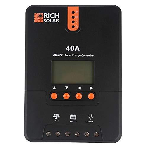 RICH SOLAR 40 Amp
