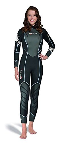 Mares Reef 3mm She Dives Ladies Black Wetsuit Size Choice