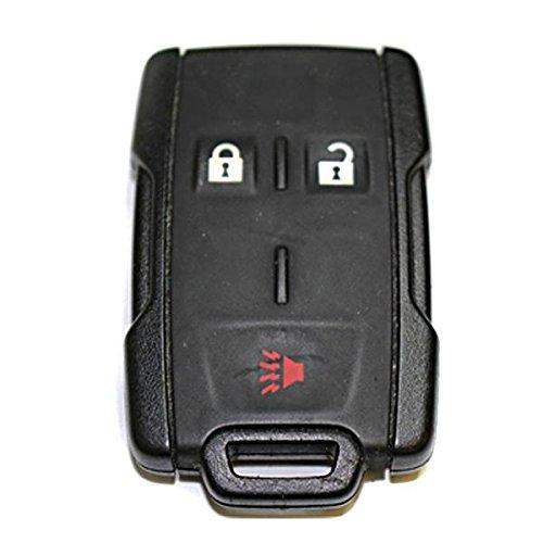 New 3 Button Oem 2014-2016 Chevrolet Silverado and Gmc Sierra Keyless Remote 13577771 M3N-32337100 ()