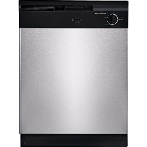 Frigidaire FBD2400KS Stainless Dishwasher 24 Inches product image