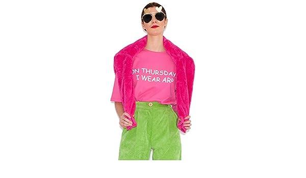 Agatha Ruíz de la Prada Camiseta Fucsia Jueves (38): Amazon.es: Ropa y accesorios