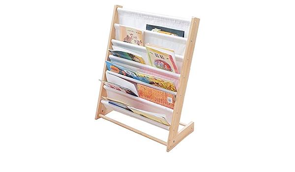 Estantería Biblioteca Cremallera de una pieza de madera del ...