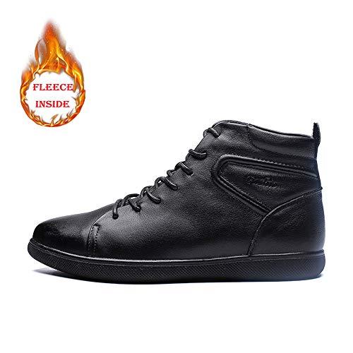 Alla Leggero Black Sport Xinguang Boots Moda Uomo Warm Velvet Casual Stivaletti Soft Ying Da Trend 8n6EBqxwwS