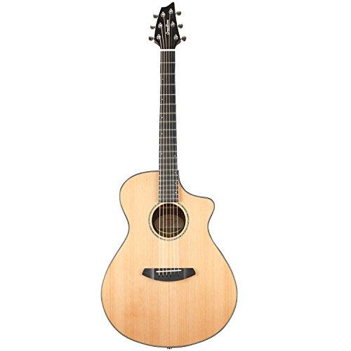 Breedlove Solo Concert CE Red Cedar-Ovangkol Acoustic-Electric Guitar
