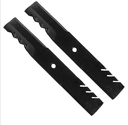 USA Premium Store Hustler Zero Turn Mower Deck Mulch Blades - 42'' - Fits Raptor & Raptor Limited