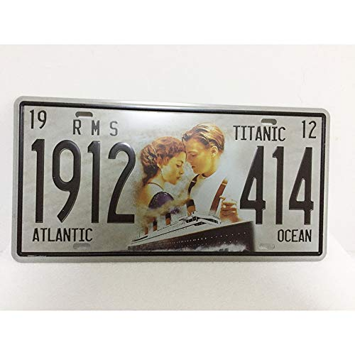 Amazon.com: NEWNESS mundo RMS Titanic 1912 – 414 – Atlantic ...