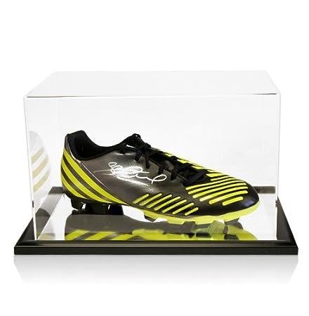 5b51304dfa09 purchase adidas predator football boot signed by steven gerrard with  acrylic display case e8599 b41ff