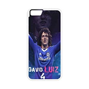 Lovely David Luiz Phone Case For iPhone 6,6S Plus 5.5 Inch A56050