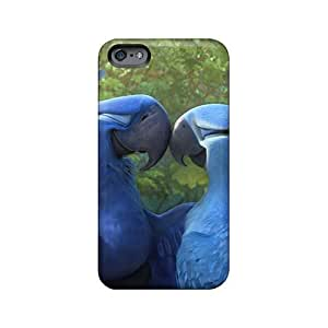 Anti-Scratch Hard Phone Covers For Iphone 6plus With Allow Personal Design High-definition Rio 2 Skin CharlesPoirier