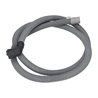 Manguera de desagüe lavavajillas para AEG Electrolux 117368030