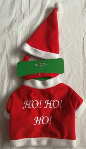 Dollaritem New 377752 Hx Pet Hat Cloth Set (24-Pack) Christmas Wholesale Bulk Seasonal Christmas Candle Holder Pedestal