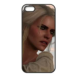 iPhone 4 4s Cell Phone Case Black The Witcher 3 Wild Hunt review Ciri VIU027088