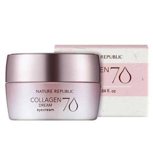 NATUREREPUBLIC Collagen Dream 70 Eye Cream [Korean Import] by Nature Republic