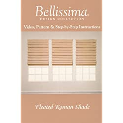 Pleated Roman Shade [VHS]