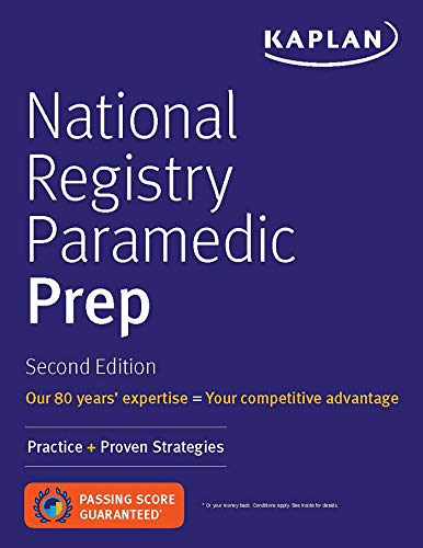 National Registry Paramedic Prep: Practice + Proven Strategies (Kaplan Test Prep) - http://medicalbooks.filipinodoctors.org