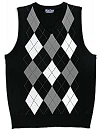 Kids Argyle Sweater Vest