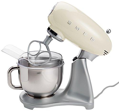:Smeg SMF01CRUS Stand Mixer, Cream