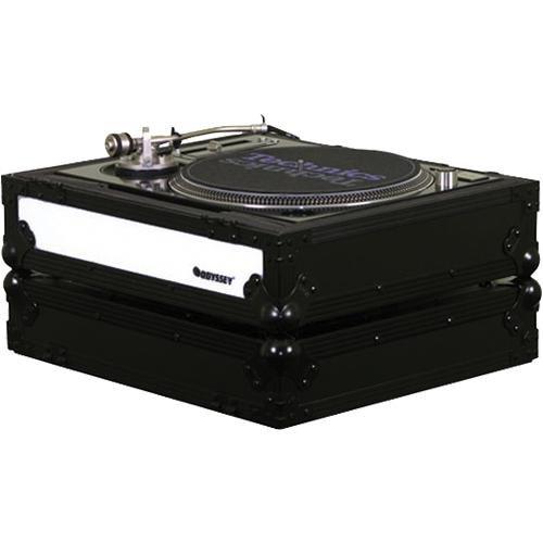 Odyssey FFXDJ1200BL Fx Sl-1200 Led Turntable Case Single Turntable Case
