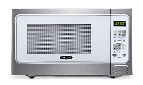 compact microwave white - 9
