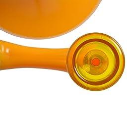 pBone PBONE1Y Jiggs Plastic Trombone, Yellow