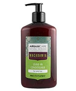 Amazon.com : Arganicare Hydrating Macadamia Leave in