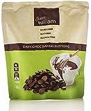 Sweet William Dark Chocolate Baking Buttons 300 g
