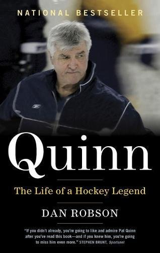 Quinn: The Life of a Hockey - Stores Robson Street On
