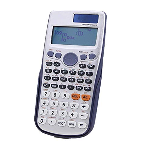 NEWTRENDING Calculators Engineering Calculator Two Way Power Standard Function Calculators from NEWTRENDING