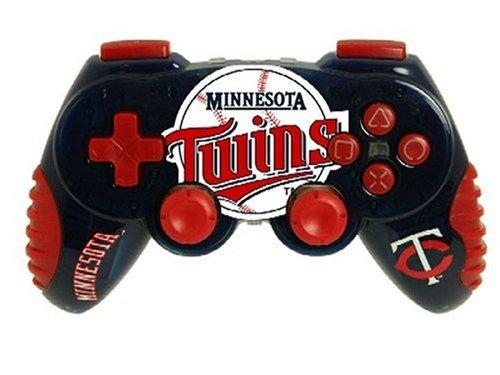 Playstation 2 MLB Minnesota Twins Pad Controller ()