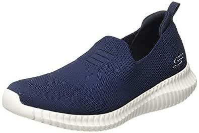 SKECHERS Elite Flex, Men's Road Running Shoes, Blue (Navy), 9.5 UK (44 EU)