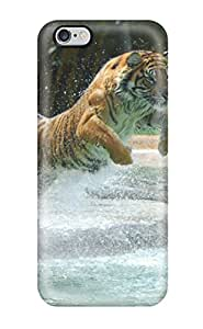 Hot Tpye Tiger Animal Tiger Case Cover For Iphone 6 Plus