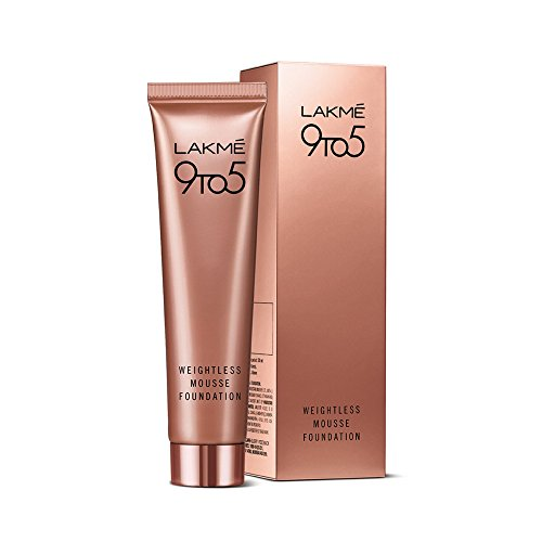 lakme-9-to-5-weightless-mousse-foundation