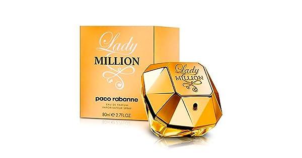 98759f5d1 Lady Million by Paco Rabanne for Women - Eau de Parfum, 80ml: Amazon.ae