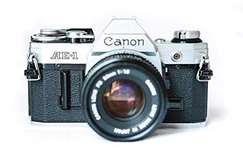 Canon AE-1 35mm Film Camera w/ 50mm 1:1.8 ()